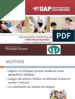 Sesion 15 La Linguistica y Su Relacion Con El Idioma Extranjero