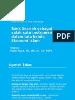 Presentasi Ekonomi Syariah