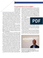 Amazon - El Modelo de Marketing Directo en La Era Digital