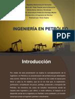 Ingeniería en Petróleo