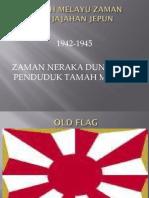 Tanah Melayu Zaman Penjajahan Jepun