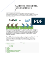 Diferencias Entre Amd e Intel