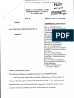Indictment Kiko Trevino Los Zetas