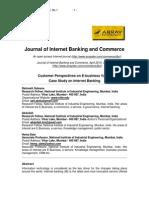 Journal of Internet Banking