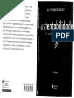 BOFF, L. - Sustentabilidade o que é e o que não é.pdf
