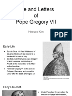 Life and Letters of Pope Gregory VII