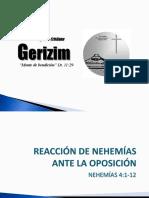 6_reaccion de Nehemias Ante La Oposicion