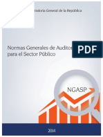 Norm as General Es Auditori a Sector Publico