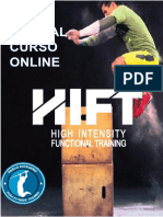 Manual Online High Fitness