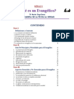 1. Qué Es Evangélico 2017 BOLIVIA