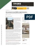 NYC Rail Freight