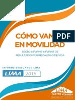 6toInforme Movilidad Como Vamos Lima.pdf