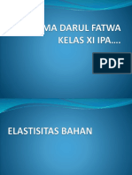 PPT. ELASTISITAS
