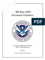 CBP Document Guidance