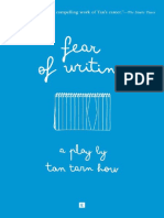 Fear of Writing (Sample)