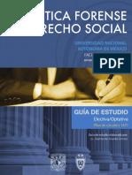 Guia Practica Forense Derecho Social