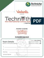Technothlon 2017 JE