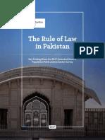 Pakistan Report 2017