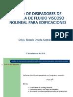 4. Diseño de Disipadores de Energia de Fluido Nolineal