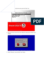 Basic Installation Os Oracle Linux 6
