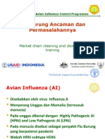 Threats and Problems of Bird Flu_INDO