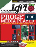 MagPi66 ITA Progetti Media Player-RaspberryItaly