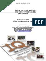 KK Program Eksplorasi Motivasi Dan Induksi Kepimpinan Remaja