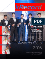 TrackRecord MAGS 2016