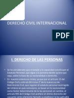 Derecho Civil Internacional (1)