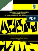 PEDOMAN PENGENDALIAN DAN PENINGKATAN MUTU FKTP.pdf