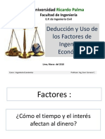 Sesion Nro.3_ Factores de Ingeniería Economica