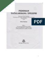 Pedoman Tata Laksana Epilepsi Perdossi (2014)