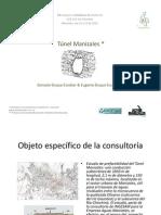 Tunel Manizales [presentación]