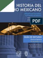 Guía UNAM_Historia_del_Derecho_Mexicano_1_semestre.pdf