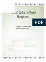 Cost Project Management