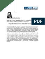 99.BM.Unqualified_limitation_on_deductible_interest_expense.SDT.07.09.09.pdf
