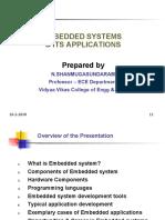 63242003 Embedded System Basics