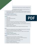 LE Study Course Info