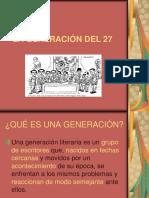 GENERACIÓN DEL 27 simplificado.ppt