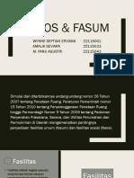 Fasos & Fasum, Pengantar Infrastruktur Wilayah & Kota