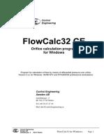 Flowcalc Eng Manualeng