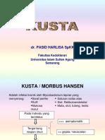 2. Klinis dan Penatalaksana Kusta (dr. Pasid).ppt
