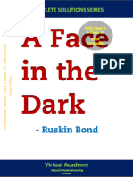 A Face in the Dark, Ruskin Bond