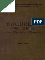 1931 - Ghidul Bucurestiului - 1931