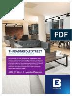 32 Threadneedle Street