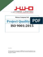 Project Quality Plan GRC
