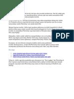 Adobe Bakal Hadirkan Photoshop Versi Pc Ke iPad