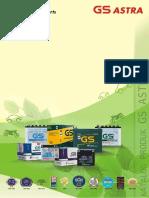 Katalog Produk Aki GS Astra