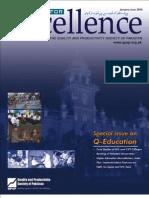 Excellence Magazine Jan-June 2008