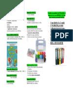 Lista de Rechizite Pentru Clasa a III (1)
